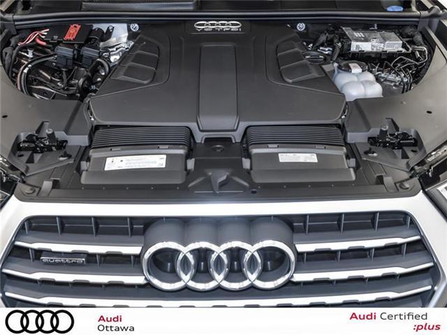 2018 Audi Q7 3.0T Komfort (Stk: 51781) in Ottawa - Image 7 of 20