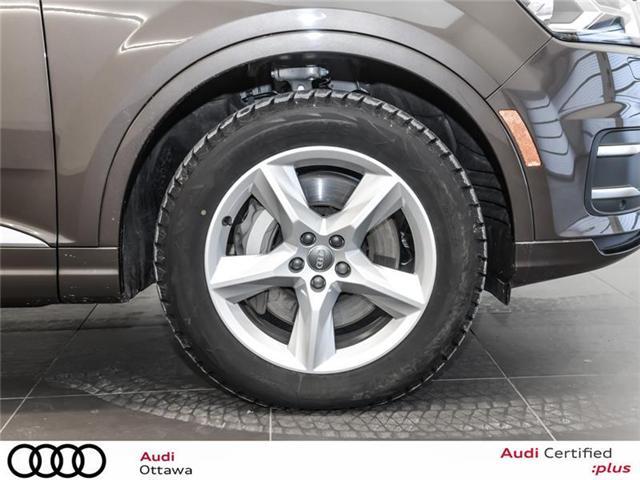2018 Audi Q7 3.0T Komfort (Stk: 51781) in Ottawa - Image 8 of 20