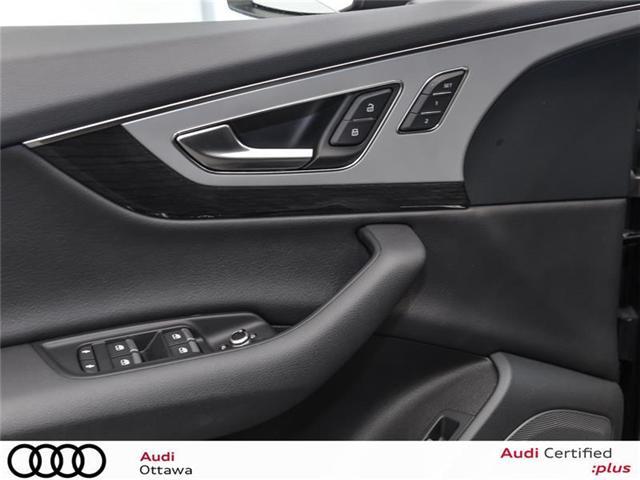 2018 Audi Q7 3.0T Komfort (Stk: 51781) in Ottawa - Image 9 of 20