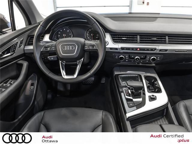 2018 Audi Q7 3.0T Komfort (Stk: 51781) in Ottawa - Image 13 of 20
