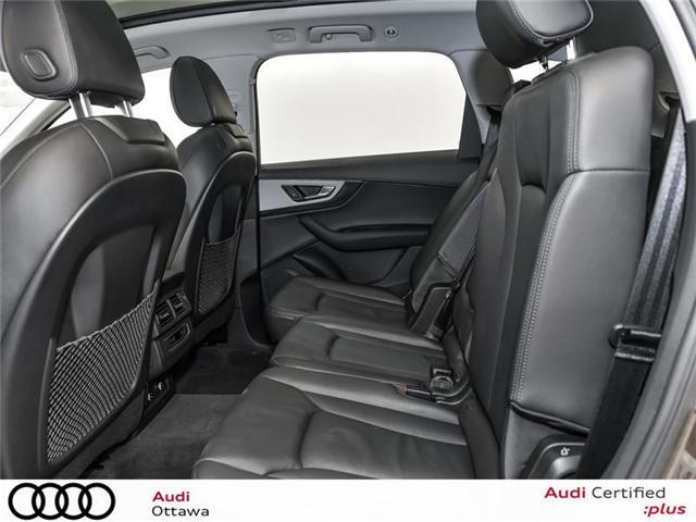 2018 Audi Q7 3.0T Komfort (Stk: 51781) in Ottawa - Image 14 of 20