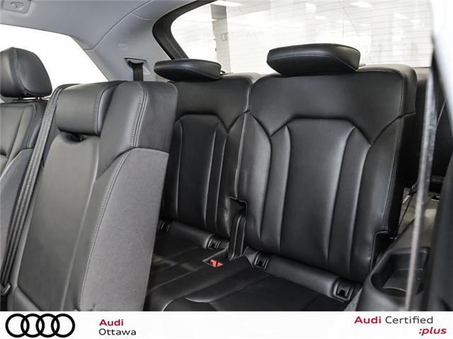 2018 Audi Q7 3.0T Komfort (Stk: 51781) in Ottawa - Image 15 of 20
