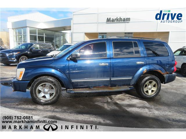 2005 Dodge Durango Limited (Stk: K261B) in Markham - Image 2 of 18