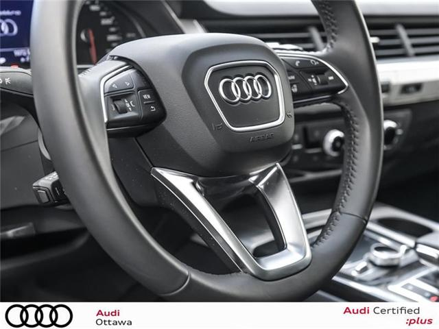 2018 Audi Q7 3.0T Komfort (Stk: 51781) in Ottawa - Image 20 of 20