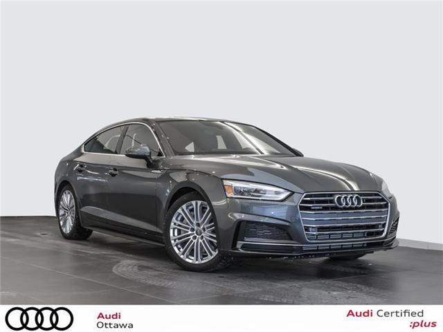 2018 Audi A5 2.0T Progressiv (Stk: 52276) in Ottawa - Image 1 of 19