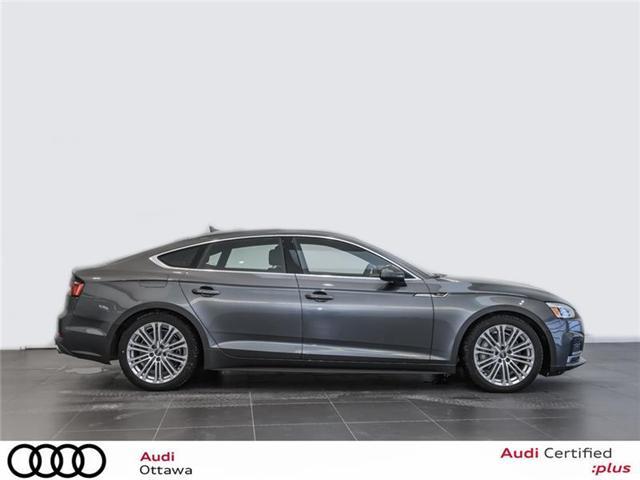 2018 Audi A5 2.0T Progressiv (Stk: 52276) in Ottawa - Image 2 of 19