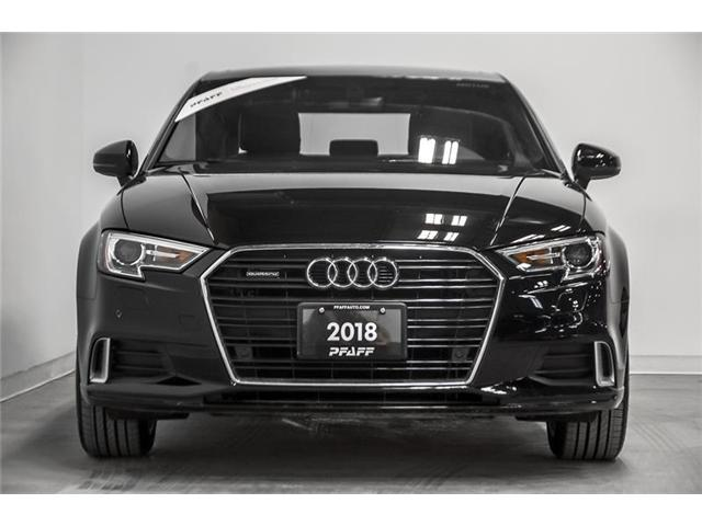 2018 Audi A3 2.0T Komfort (Stk: C6591) in Woodbridge - Image 3 of 22