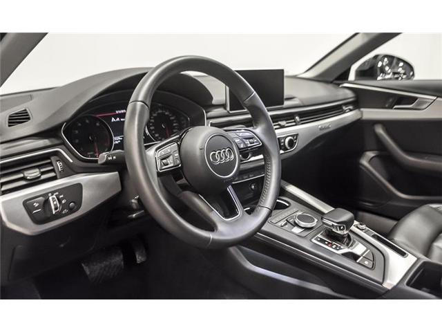 2018 Audi A4 2.0T Progressiv (Stk: C6593) in Woodbridge - Image 9 of 22