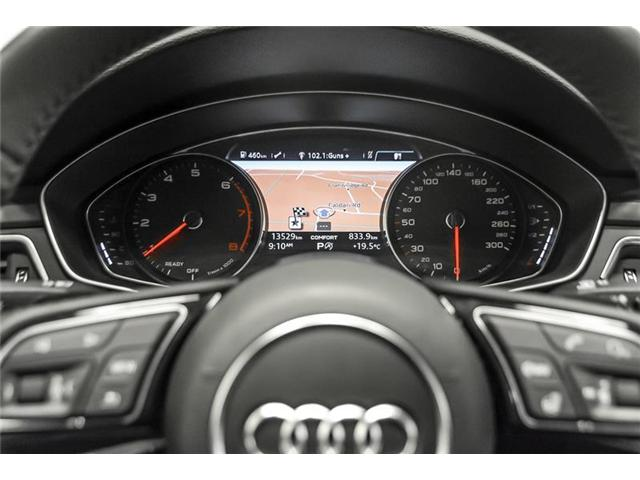 2018 Audi A4 2.0T Progressiv (Stk: C6593) in Woodbridge - Image 14 of 22