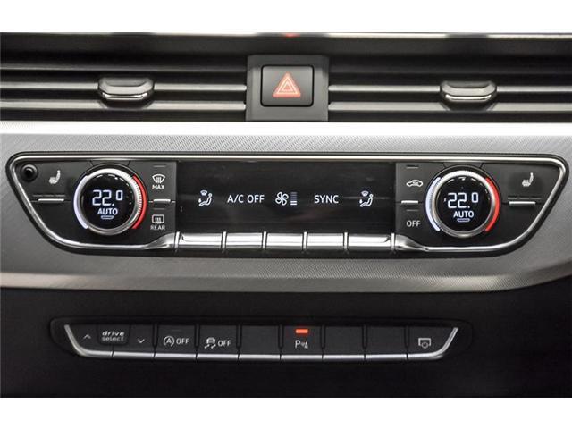 2018 Audi A4 2.0T Progressiv (Stk: C6593) in Woodbridge - Image 17 of 22