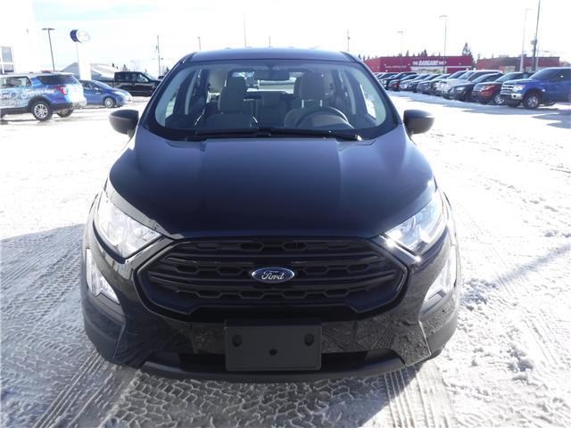 2019 Ford EcoSport S (Stk: 19-97) in Kapuskasing - Image 2 of 10