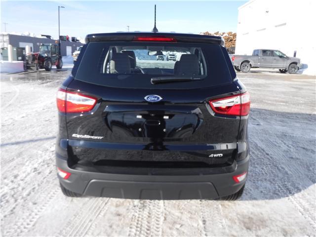 2019 Ford EcoSport S (Stk: 19-97) in Kapuskasing - Image 4 of 10