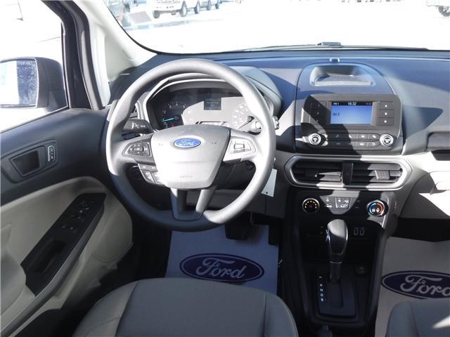 2019 Ford EcoSport S (Stk: 19-97) in Kapuskasing - Image 9 of 10