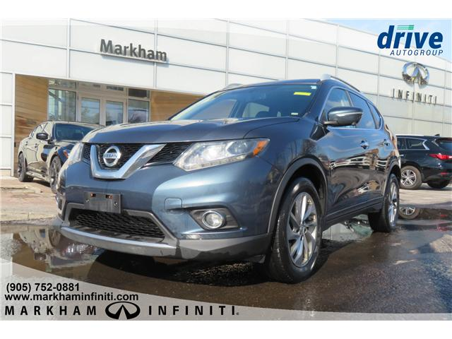 2014 Nissan Rogue SL (Stk: K628A) in Markham - Image 1 of 25
