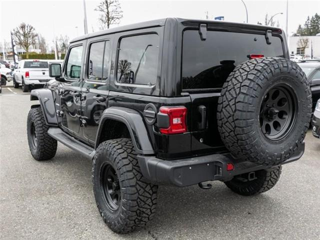 2019 Jeep Wrangler Unlimited Sahara (Stk: K544028) in Abbotsford - Image 5 of 25