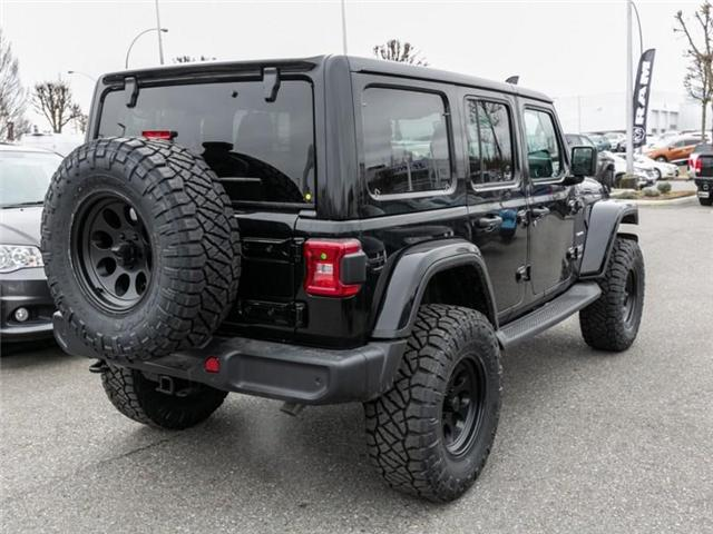 2019 Jeep Wrangler Unlimited Sahara (Stk: K544028) in Abbotsford - Image 7 of 25