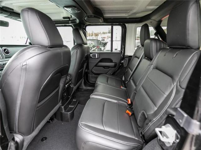 2019 Jeep Wrangler Unlimited Sahara (Stk: K544028) in Abbotsford - Image 16 of 25