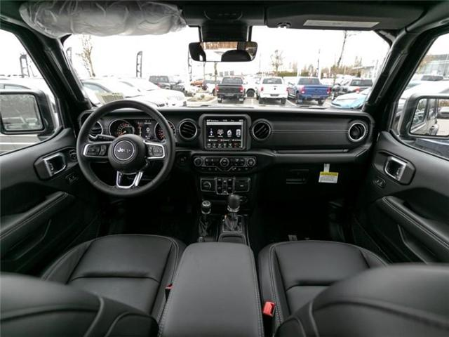 2019 Jeep Wrangler Unlimited Sahara (Stk: K544028) in Abbotsford - Image 17 of 25