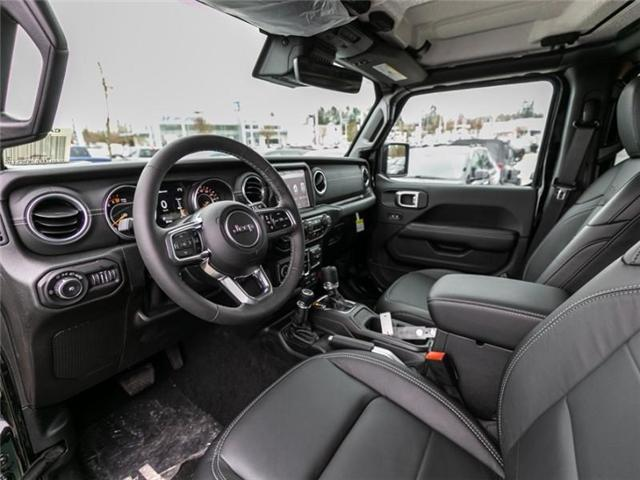 2019 Jeep Wrangler Unlimited Sahara (Stk: K544028) in Abbotsford - Image 19 of 25