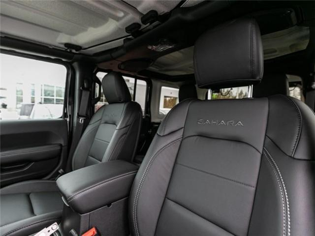 2019 Jeep Wrangler Unlimited Sahara (Stk: K544028) in Abbotsford - Image 20 of 25