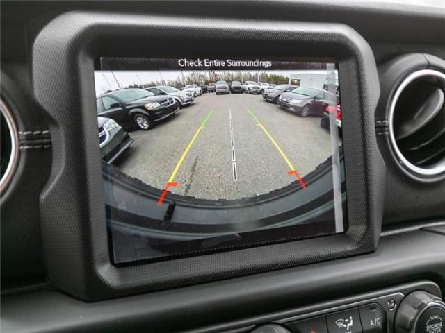 2019 Jeep Wrangler Unlimited Sahara (Stk: K544028) in Abbotsford - Image 21 of 25