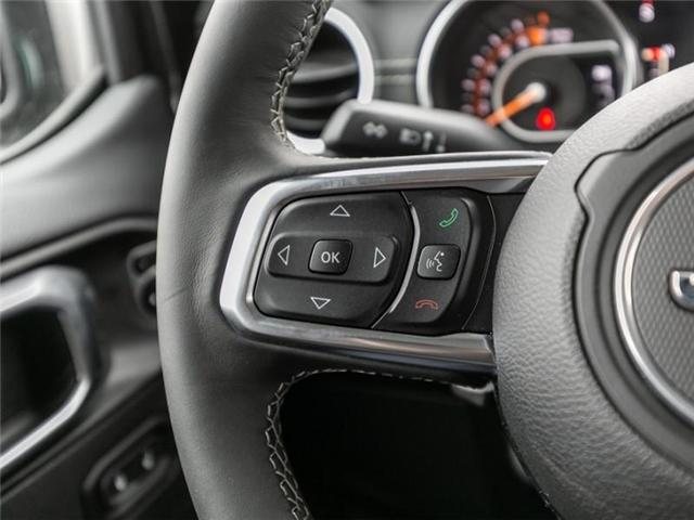 2019 Jeep Wrangler Unlimited Sahara (Stk: K544028) in Abbotsford - Image 24 of 25