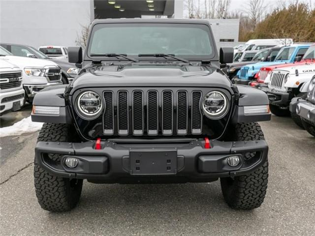 2019 Jeep Wrangler Unlimited Rubicon (Stk: K549476) in Abbotsford - Image 2 of 27