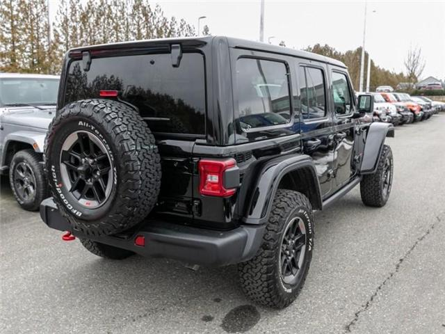 2019 Jeep Wrangler Unlimited Rubicon (Stk: K549476) in Abbotsford - Image 7 of 27