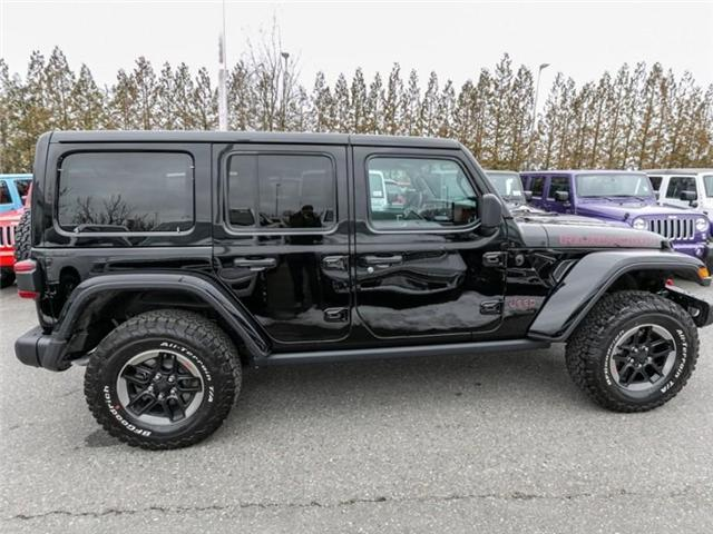 2019 Jeep Wrangler Unlimited Rubicon (Stk: K549476) in Abbotsford - Image 8 of 27