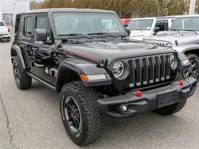 2019 Jeep Wrangler Unlimited Rubicon (Stk: K549476) in Abbotsford - Image 9 of 27