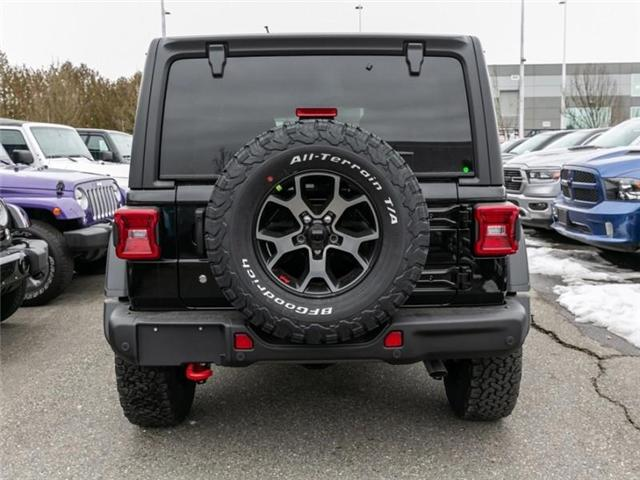 2019 Jeep Wrangler Unlimited Rubicon (Stk: K589518) in Abbotsford - Image 6 of 28