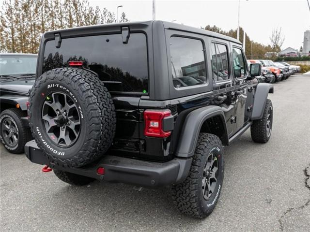 2019 Jeep Wrangler Unlimited Rubicon (Stk: K589518) in Abbotsford - Image 7 of 28
