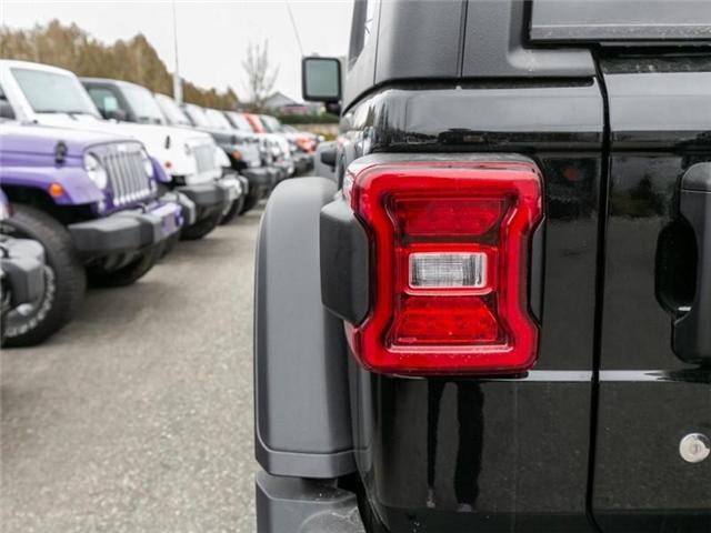 2019 Jeep Wrangler Unlimited Rubicon (Stk: K589518) in Abbotsford - Image 13 of 28