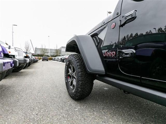 2019 Jeep Wrangler Unlimited Rubicon (Stk: K589518) in Abbotsford - Image 16 of 28