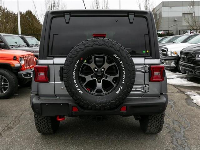 2019 Jeep Wrangler Unlimited Rubicon (Stk: K589517) in Abbotsford - Image 6 of 27