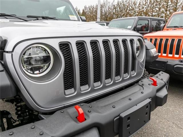 2019 Jeep Wrangler Unlimited Rubicon (Stk: K589517) in Abbotsford - Image 10 of 27