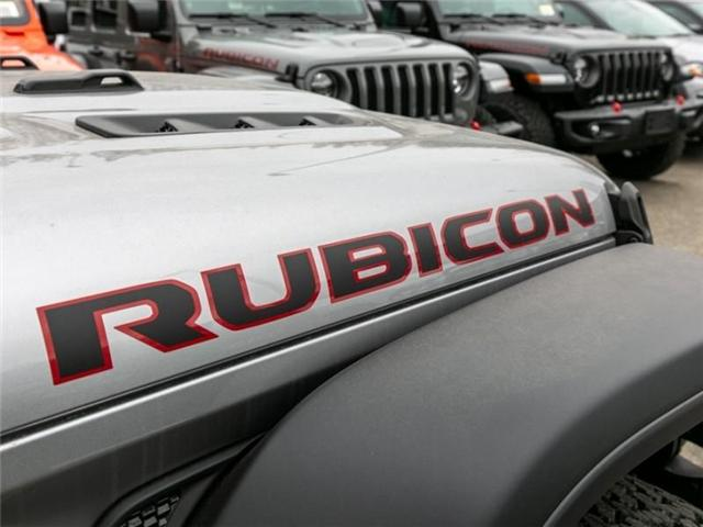 2019 Jeep Wrangler Unlimited Rubicon (Stk: K589517) in Abbotsford - Image 11 of 27