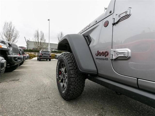 2019 Jeep Wrangler Unlimited Rubicon (Stk: K589517) in Abbotsford - Image 15 of 27