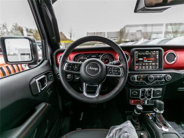 2019 Jeep Wrangler Unlimited Rubicon (Stk: K589517) in Abbotsford - Image 18 of 27