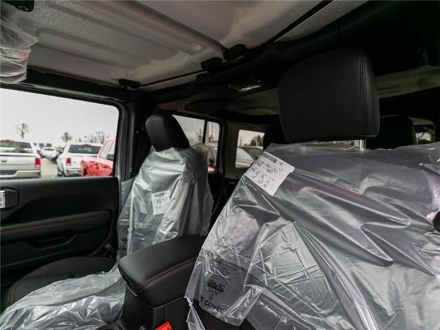 2019 Jeep Wrangler Unlimited Rubicon (Stk: K589517) in Abbotsford - Image 20 of 27