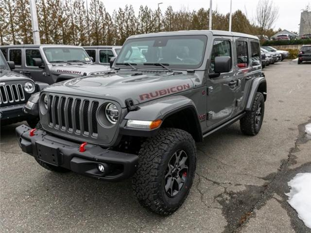 2019 Jeep Wrangler Unlimited Rubicon (Stk: K594965) in Abbotsford - Image 3 of 25