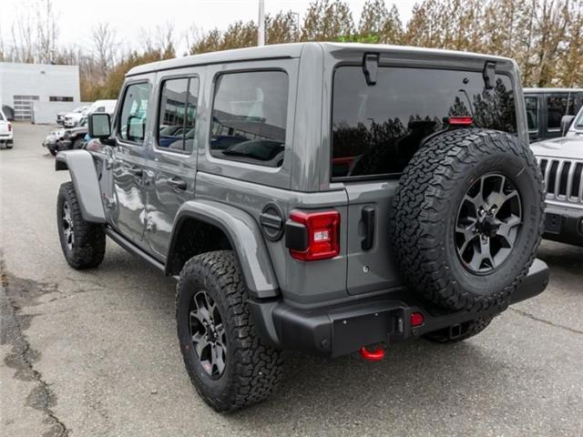 2019 Jeep Wrangler Unlimited Rubicon (Stk: K594965) in Abbotsford - Image 5 of 25