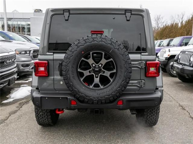 2019 Jeep Wrangler Unlimited Rubicon (Stk: K594965) in Abbotsford - Image 6 of 25