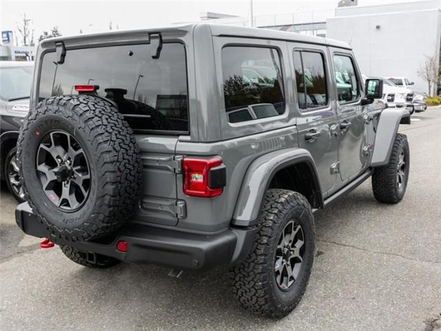2019 Jeep Wrangler Unlimited Rubicon (Stk: K594965) in Abbotsford - Image 7 of 25