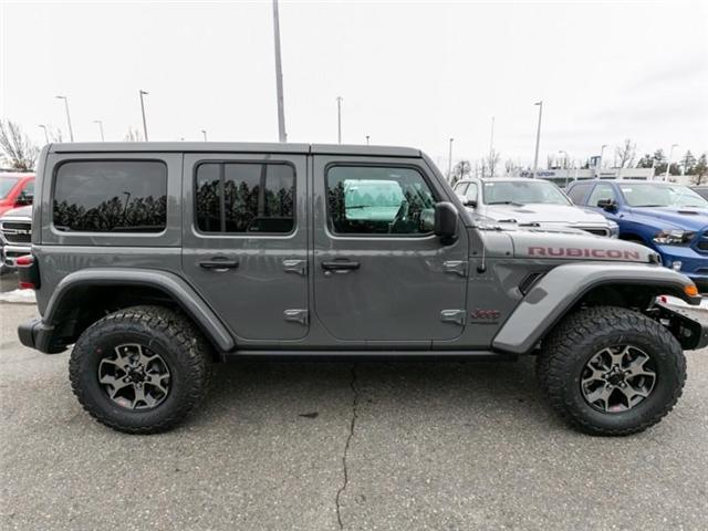 2019 Jeep Wrangler Unlimited Rubicon (Stk: K594965) in Abbotsford - Image 8 of 25