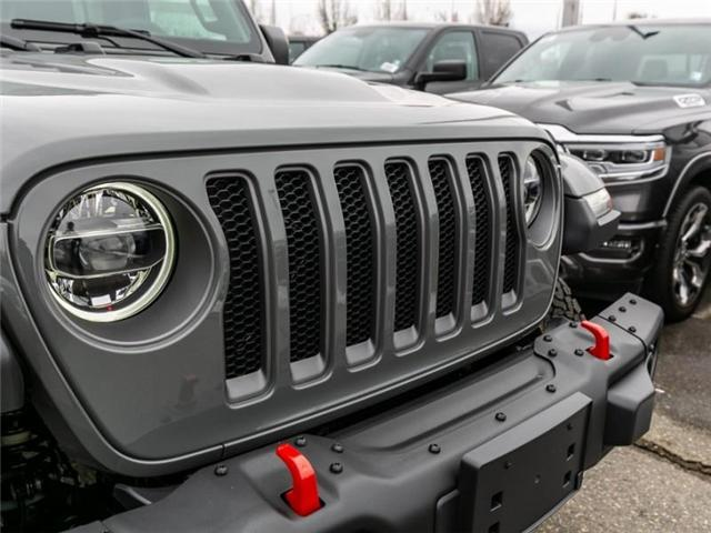 2019 Jeep Wrangler Unlimited Rubicon (Stk: K594965) in Abbotsford - Image 10 of 25
