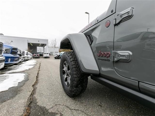 2019 Jeep Wrangler Unlimited Rubicon (Stk: K594965) in Abbotsford - Image 15 of 25