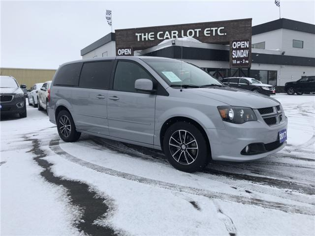 2017 Dodge Grand Caravan GT (Stk: 19103) in Sudbury - Image 1 of 14