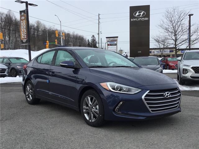 2018 Hyundai Elantra GL (Stk: PH85080) in Ottawa - Image 1 of 11