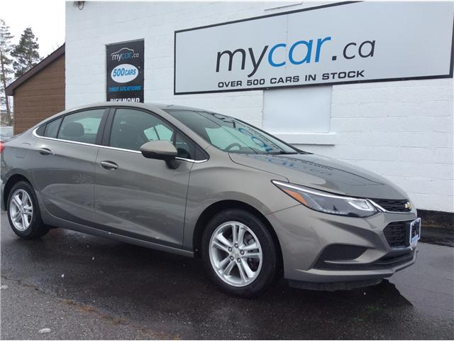 2018 Chevrolet Cruze LT Auto (Stk: 190266) in North Bay - Image 2 of 18